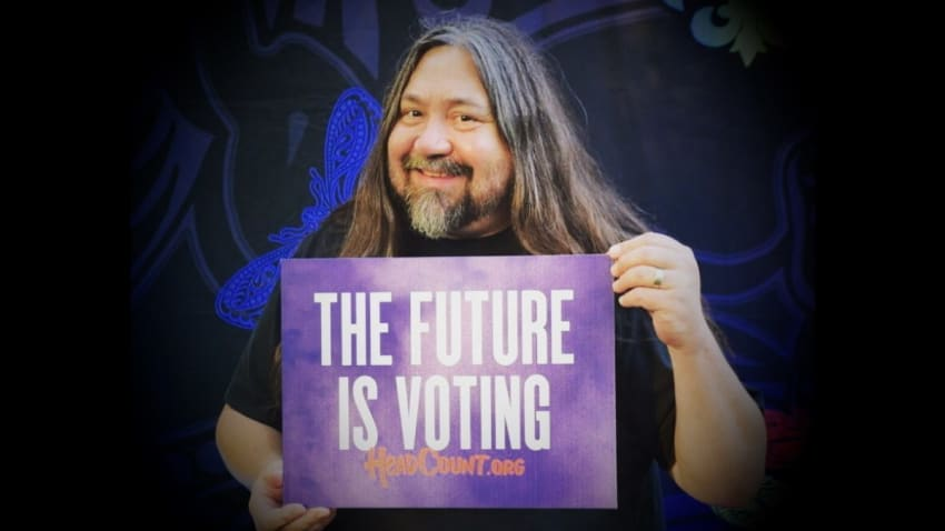 Widespread Panic's Dave Schools: Why Voting Matters